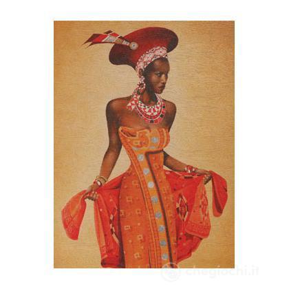 Bellezza africana - Legno
