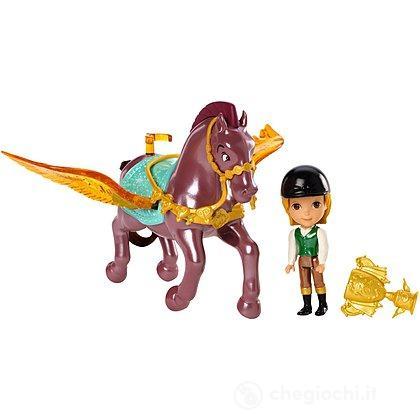 James con Cavallo Alato (CKB26)