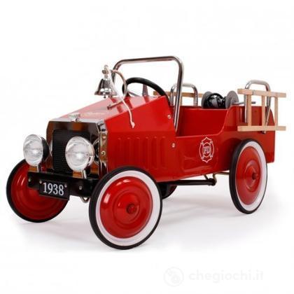 Macchina a Pedali Camion Dei Pompieri (1938FE)