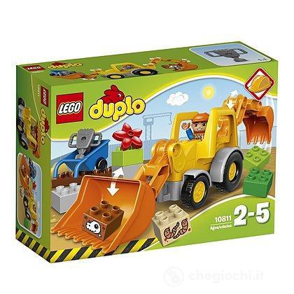 Scavatrice da cantiere Lego Duplo (10811)