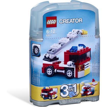 LEGO Creator - Mini Camion dei Pompieri (6911)