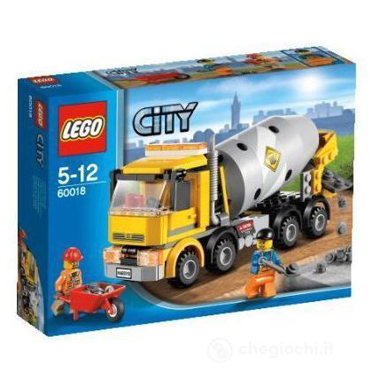 Betoniera - Lego City (60018)
