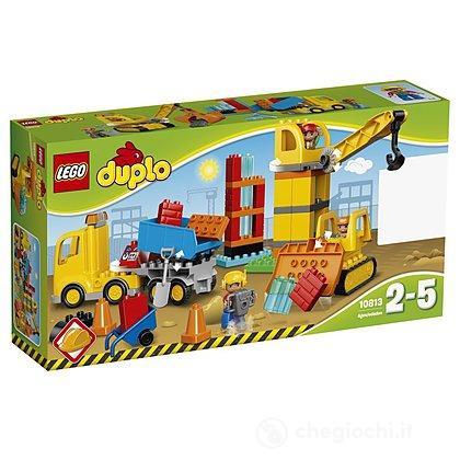 Grande cantiere Lego Duplo (10813)