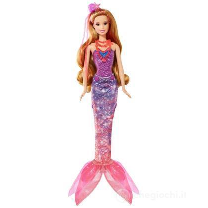 Sirena Barbie e il Regno Segreto. Amiche Trasformazioni Magiche (BLP25)