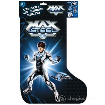 Calza Befana Max Steel 2014 (CBL44)