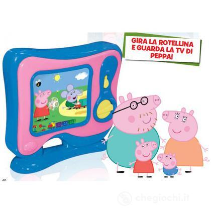 Peppa Pig La Mia Prima TV (49431)