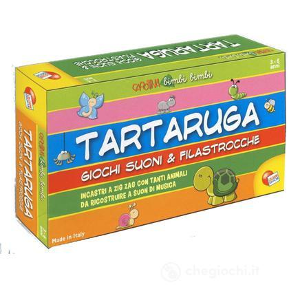 Tartaruga giochi, suoni e filastrocche (39463)