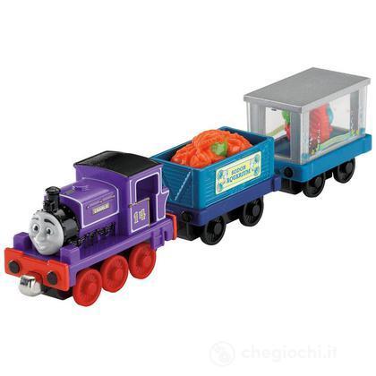Vagone Thomas & Friends - Charlie e l'acquario (R9470)