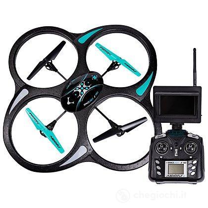 Drone Space Light con Videocamera Pro