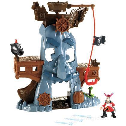 Il Covo dei Pirati di Capitan Uncino (X4986)