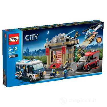 Rapina al museo - Lego City (60008)