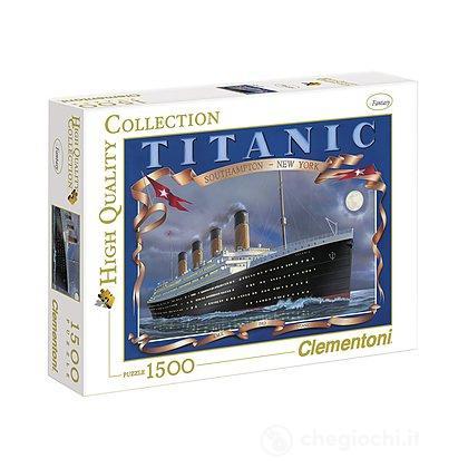 Titanic 1500 pezzi High Quality Collection (31960)