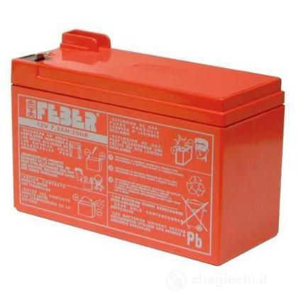 Batteria 12 V. 7,2 AH.
