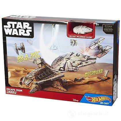 Star Wars Playset Fuga da Jakku (CGN32)