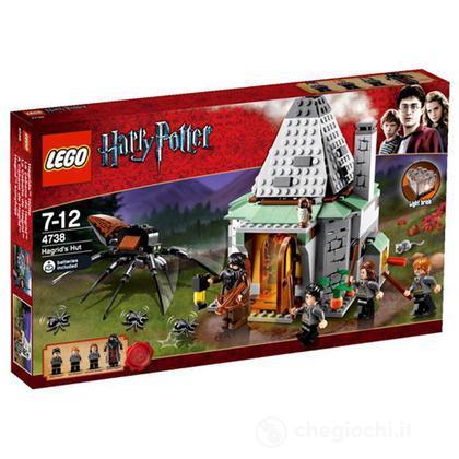LEGO Harry Potter - La Capanna di Hagrid (4738)