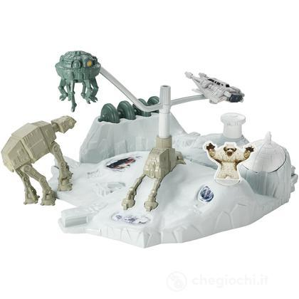 Star Wars Hoth Navicelle Spaziali Playset