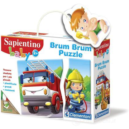 Baby Sapientino - Brum Brum (12966)