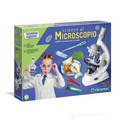 Microscopio Scientifico (13966)