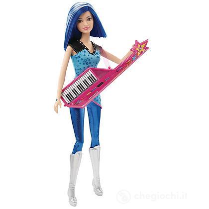 Barbie Rock n Royals Doll tastiera (CKB62)