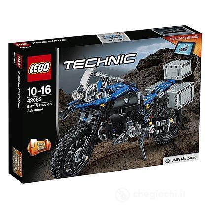 BMW R 1200 GS Adventure - Lego Technic (42063)