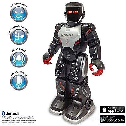 Blu-Bot Intelligent Bluetooth Robot