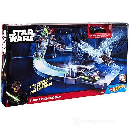 Star Wars Pista Della Sala Del Trono (CGN44)