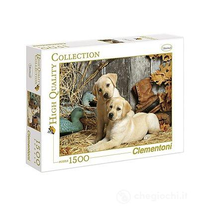 Hunting Dogs 1500 pezzi High Quality Collection (31976)