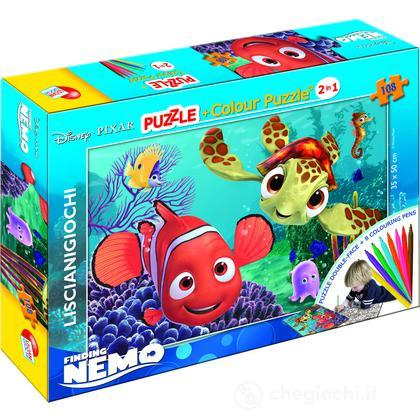 Puzzle Color Plus Super 108 Nemo (39784)