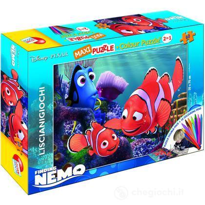 Puzzle Color Plus Maxi 60 Nemo (39791)