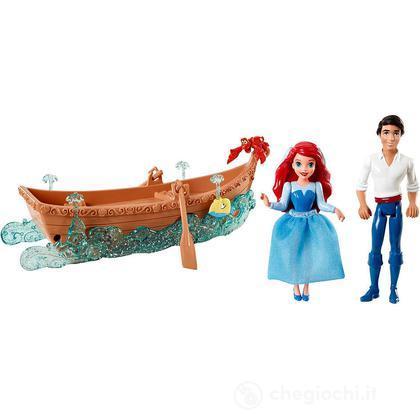 Ariel & Eric Gita in Barca (Y0942)