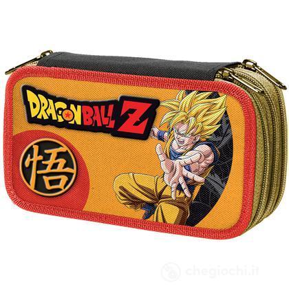 Astuccio triplo Dragon Ball Z (85980)