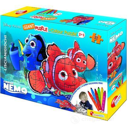 Puzzle Color Plus Gigante Sagoma Nemo (39807)
