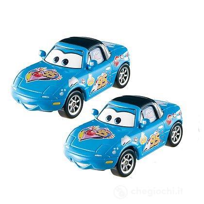 Dinoco Mia e Tia Cars 2 Pack (DKV58)