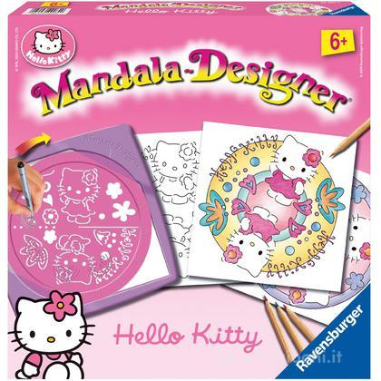 Mandala - Designer Hello Kitty
