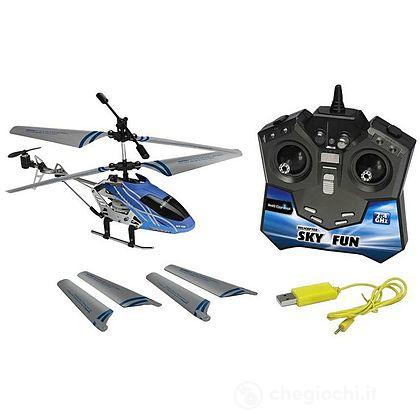 Micro Elicottero Sky Fun (23982)