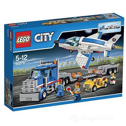 Trasportatore di jet - Lego City Space Port (60079)