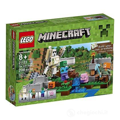Il Golem di ferro - Lego Minecraft (21123)