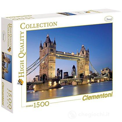 Tower Bridge 1500 pezzi High Quality Collection (31983)