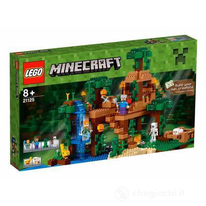 La casetta sull'albero della giungla - Lego Minecraft (21125)
