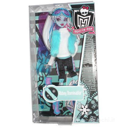 Monster High abiti e accessori - Abbey Bominable (W2554)