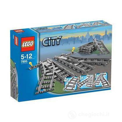 LEGO City - Scambi per la ferrovia (7895)