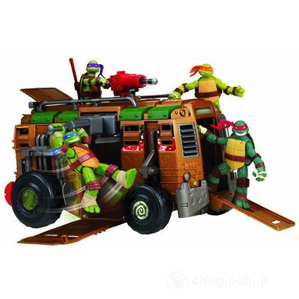 Camion Shell Raiser Ninja Turtles (GPZ94010)