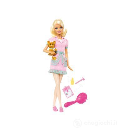 Barbie veterinaria (R4228)