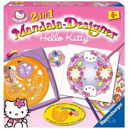 2in1 Mandala-Designer Hello Kitty (29992)