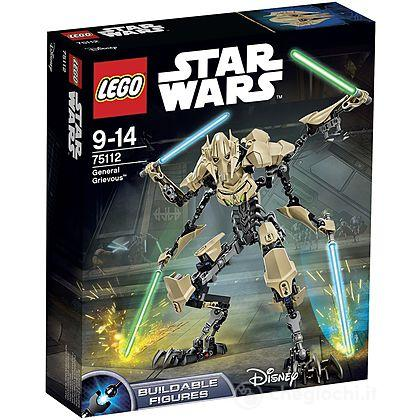 General Grievous - Lego Star Wars (75112)