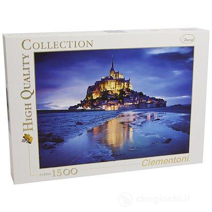 Le Mont Saint-Michel 1500 pezzi High Quality Collection (31994)