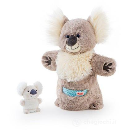Marionetta Koala con cucciolo (29996)