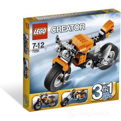 LEGO Creator - Moto Street Rebel (7291)