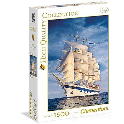 The Great Sailingship 1500 pezzi High Quality Collection (31998)