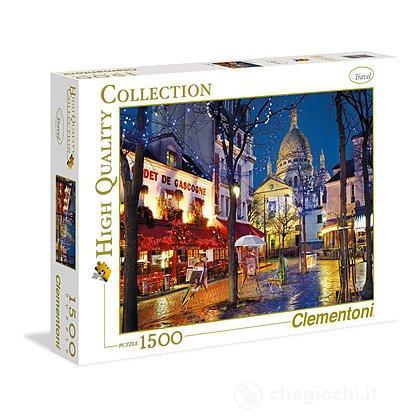 Paris: Montmartre 1500 pezzi High Quality Collection (31999)